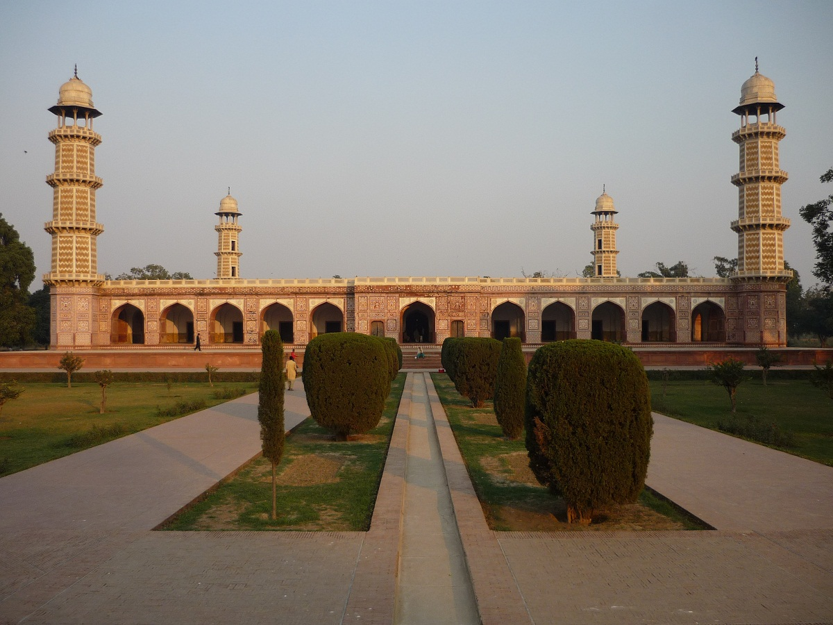 Jahangir Tomb Historical Facts And Pictures The History Hub