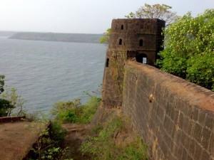 Jaigad Fort Images