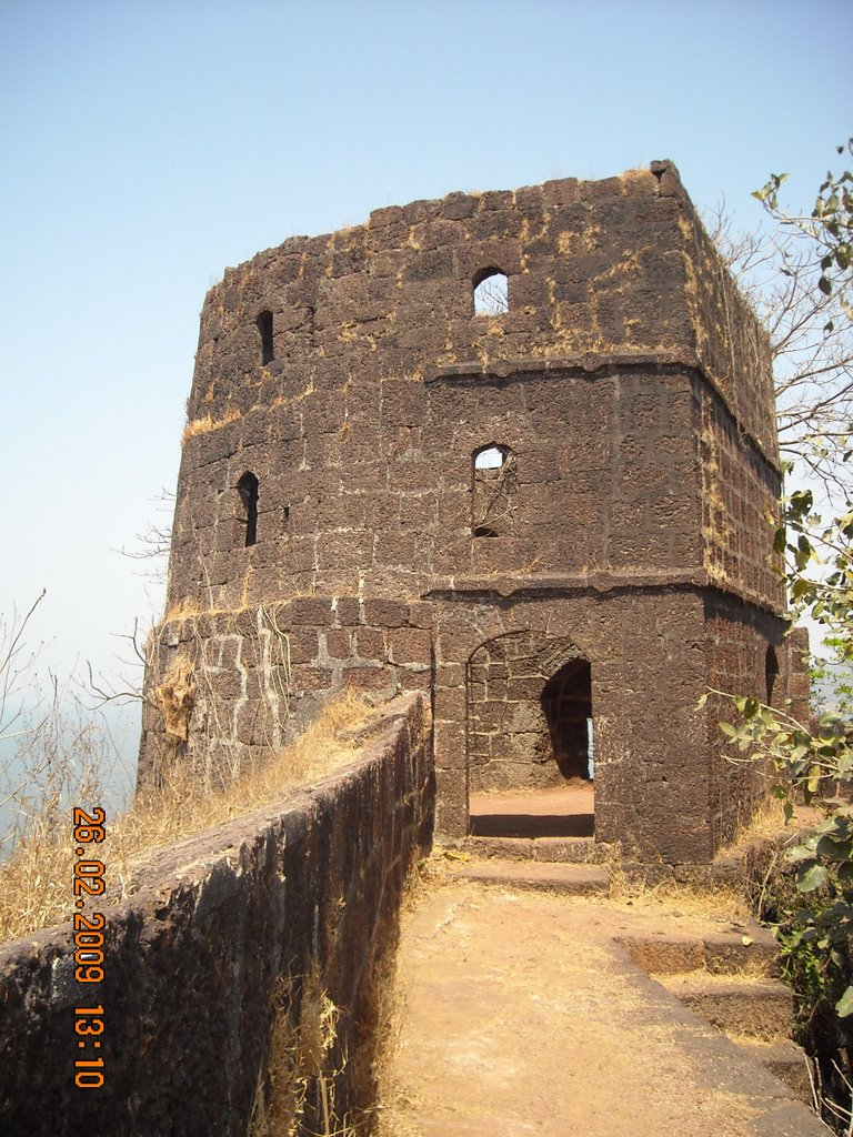 Jaigad Fort (Maharashtra) Historical Facts and Pictures ...