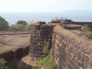 Jaigad Fort Pictures