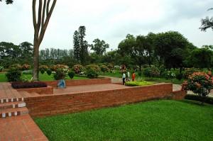 Jatiyo Smriti Soudho Garden Images