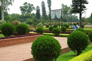 Jatiyo Smriti Soudho Garden Pictures