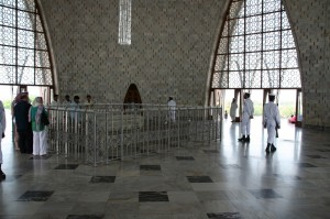 Jinnah Mausoleum Inside
