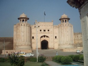 Lahore Fort Images