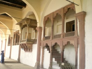 Lahore Fort Inside View Deewan e Aam