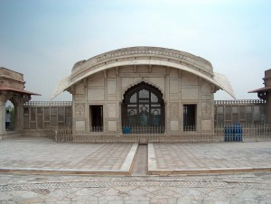 Lahore Fort Naulakha Pavilion