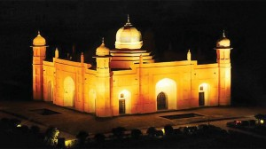Lalbagh Fort at Night