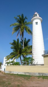 Light House of Inside Galle Fort
