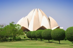 Lotus Temple Photos