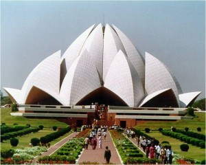 Lotus Temple Pictures