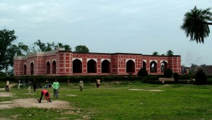 Nur Jahan Tomb