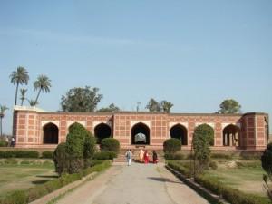 Nur Jahan Tomb Images