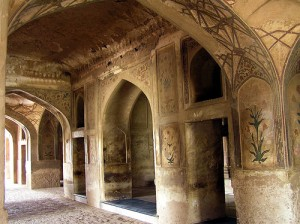 Nur Jahan Tomb Inside