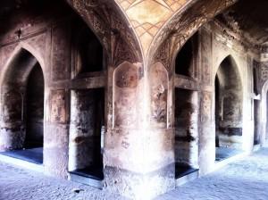 Nur Jahan Tomb Inside View