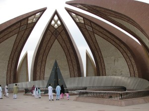 Pakistan National Monument Pictures