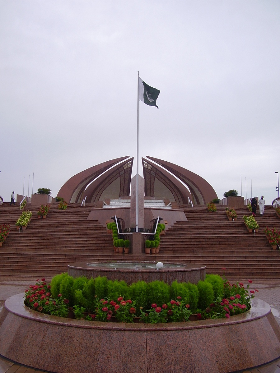 pakistan national monument historical facts and pictures