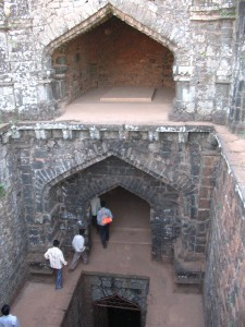 Panhala Fort Inside
