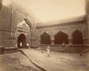 Panhala Fort Teen Darwaza