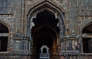 Panhala Fort Teen Darwaja Images