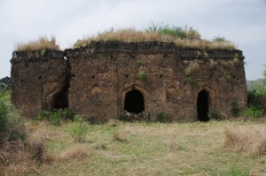 Pharwala Fort Entrance