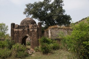 Pharwala Fort Gate