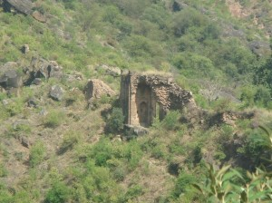 Pharwala Fort Inside