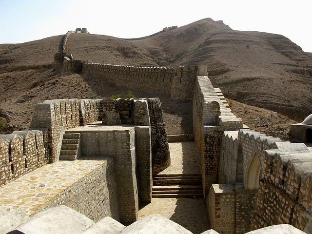 Ranikot Fort Pakistan Ranikot Fort Inside