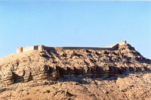 Ranikot Fort Outside