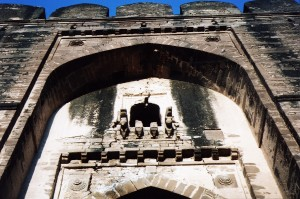 Rohtas Fort Langar Khani Gate