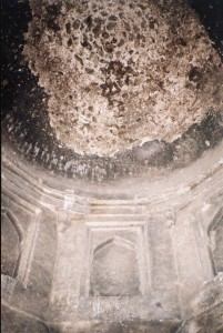 Rohtas Fort Roof of Rani Mahal