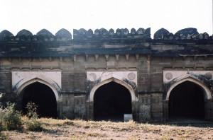 Rohtas Fort Shahi Mosque Prayer Chamber