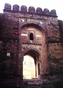 Rohtas Fort Shishi Gate