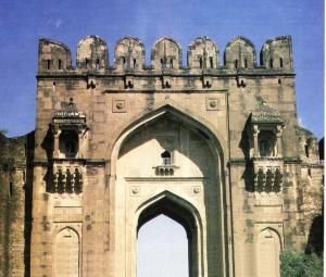 Rohtas Fort Sohail Gate