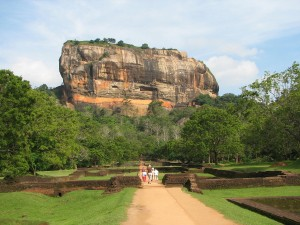 Sigiriya Rock Fort