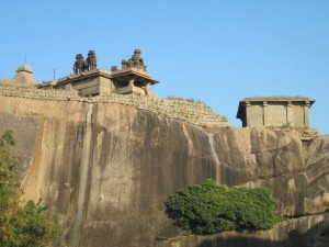 Temple of Chitradurga Fort