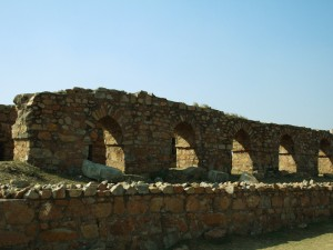 Tughlaqabad Fort Arches