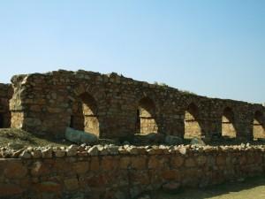 Tughlaqabad Fort Arches