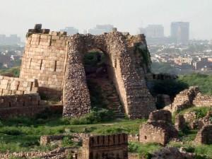 Tughlaqabad Fort Images