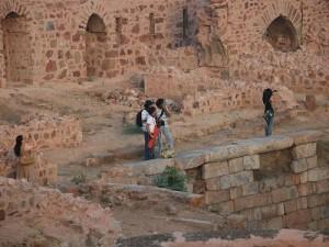 Tughlaqabad Fort Inside