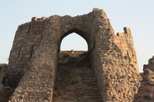 Tughlaqabad Fort Inside Pictures
