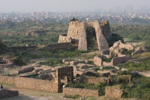 Tughlaqabad Fort Photos