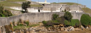 Bare Island Fort Images