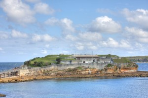 Bare Island Fort Pictures