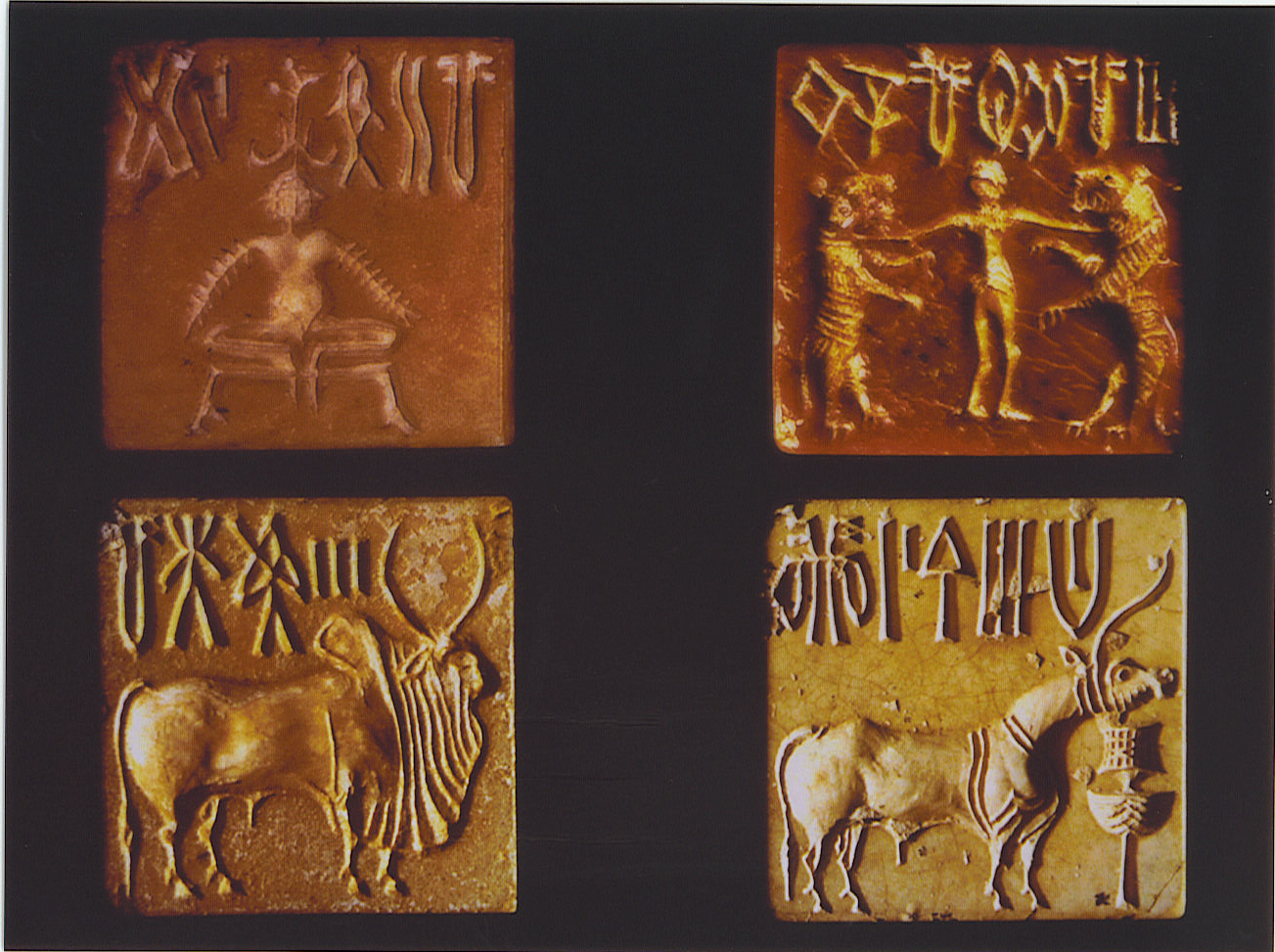 Mohenjo Daro Seals Mohenjo Daro Artifacts Seals