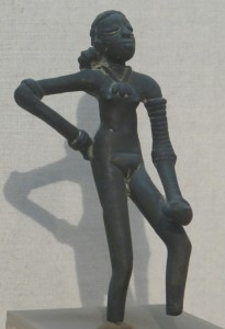 Mohenjo Daro Dancing Girl Sculpture