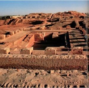 Mohenjo Daro Great Bath