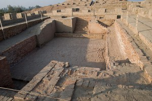 Mohenjo Daro Great Bath Pictures