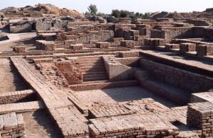 Mohenjo Daro Houses