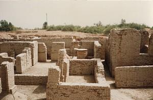 Mohenjo Daro Houses Pictures