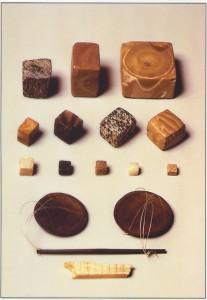 Mohenjo Daro Stone Weights